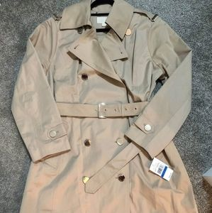 BNWT Michael Kors Trench Coat